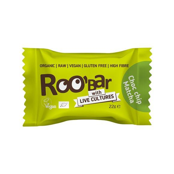 ROOBAR Energy Ball Choco Matc live cult Btl 22 g