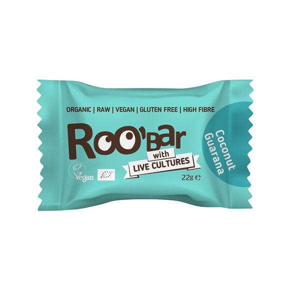 ROOBAR Energy Ball Coco Guara live cult Btl 22 g