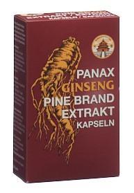 PANAX GINSENG Kaps 30 Stk