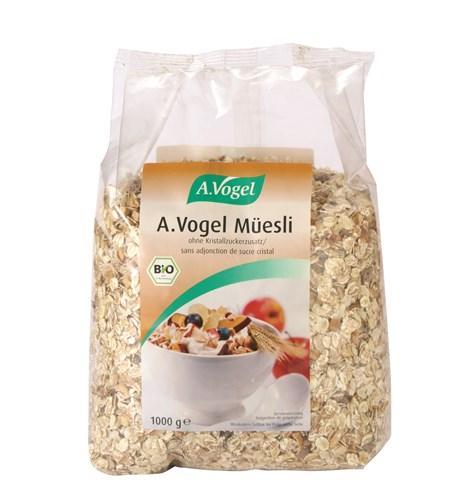 VOGEL Müesli ohne Zucker 1000 g