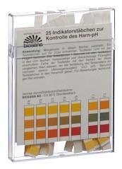 BIOSANA Indikatorstäbchen pH 4.5-9.25 25 Stk