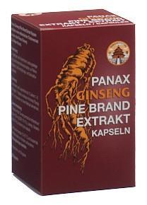 PANAX GINSENG Kaps 60 Stk