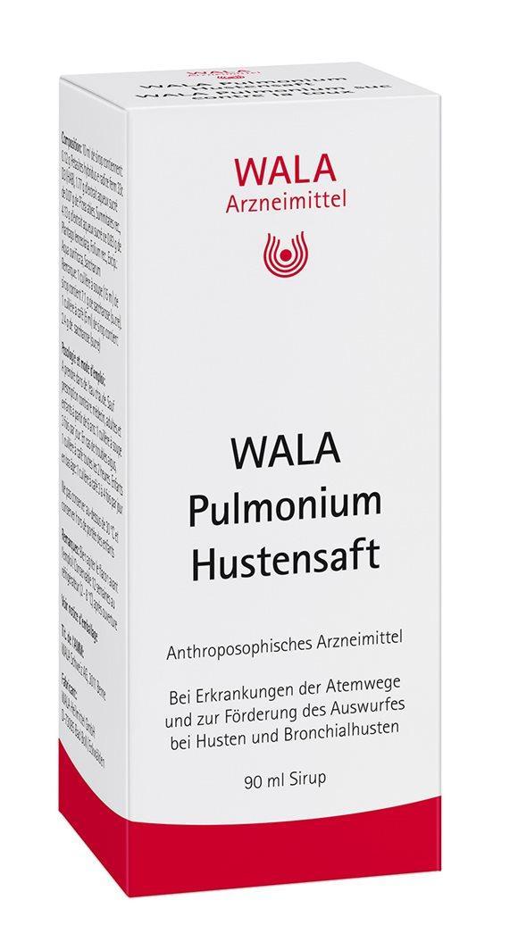 WALA Pulmonium Hustensirup Fl 90 ml