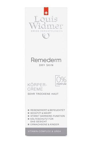 WIDMER REMEDERM Creme Corps Unparf 75 ml