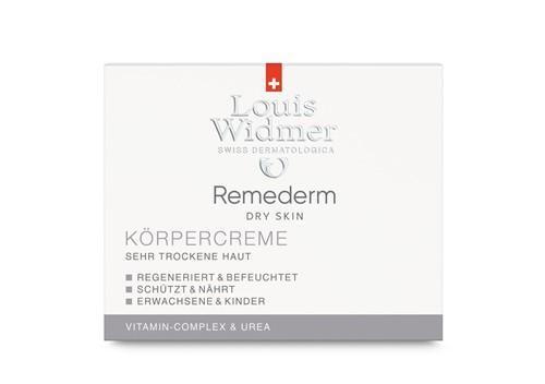 WIDMER REMEDERM Creme Corps Parf 250 ml