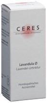 CERES Lavandula Urtinkt 20 ml