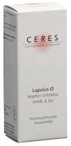 CERES Lupulus Urtinkt 20 ml