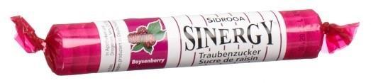 SINERGY Traubenzucker Boysenberry Rolle 40 g