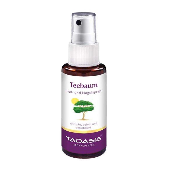 TAOASIS Teebaum Fuss Spray 50 ml