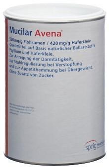 MUCILAR Avena Plv Ds 400 g