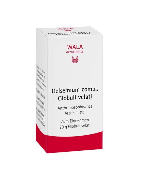 WALA Gelsemium comp Glob 20 g