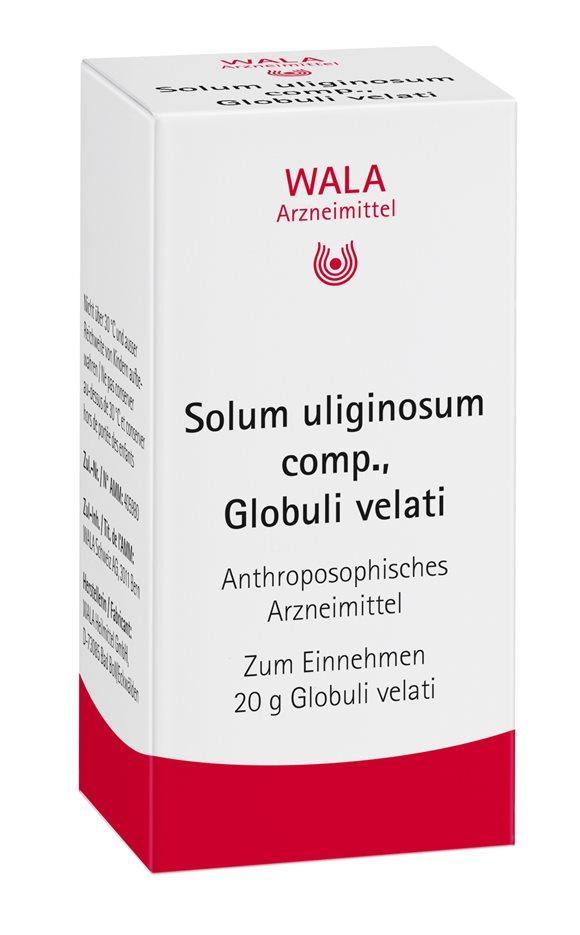 WALA Solum uliginosum comp Glob Fl 20 g