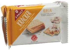 DREI PAULY Maiskräcker glutenfrei 150 g