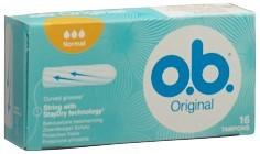 OB Tampons Normal 16 Stk