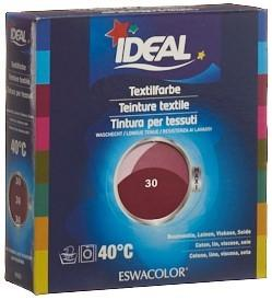 IDEAL MAXI Baumwolle Color No30 cassis