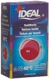 IDEAL MINI Baumwolle Color No04 fuchsia