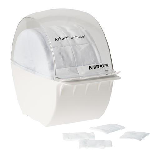 ASKINA Brauncel Zellstofftupfer Box