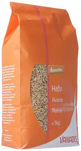 VANADIS Hafer Demeter Btl 1 kg