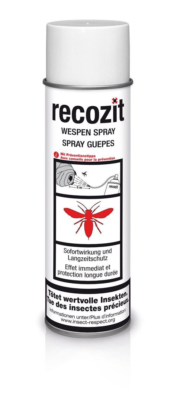 RECOZIT Wespen Spray 500 ml