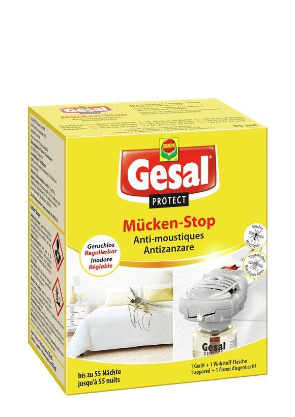 GESAL PROTECT Mücken-Stop Verdunster +35ml
