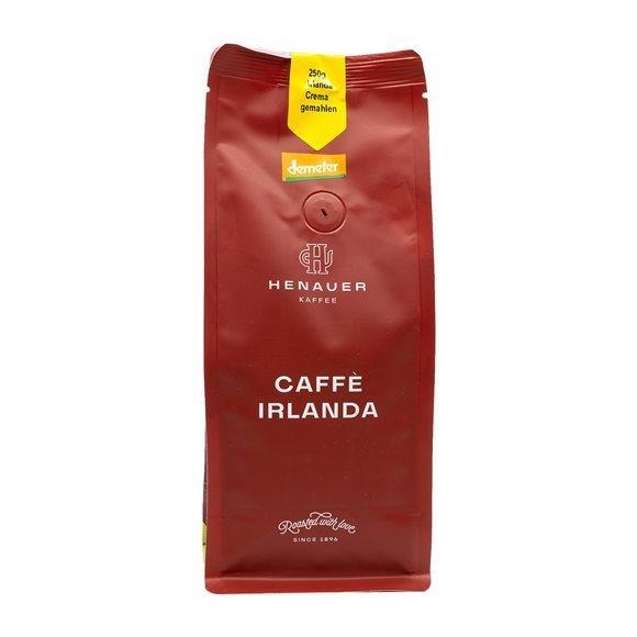 HENAUER IRLINDA Crema Kaffee gemahlen Demet 250 g