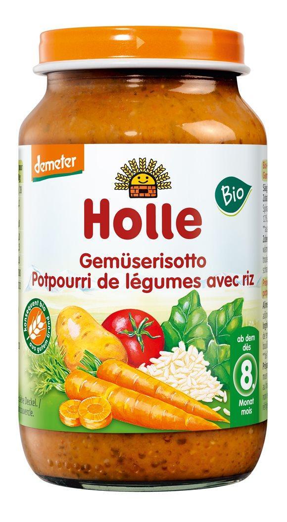 HOLLE Gemüserisotto Bio 220 g