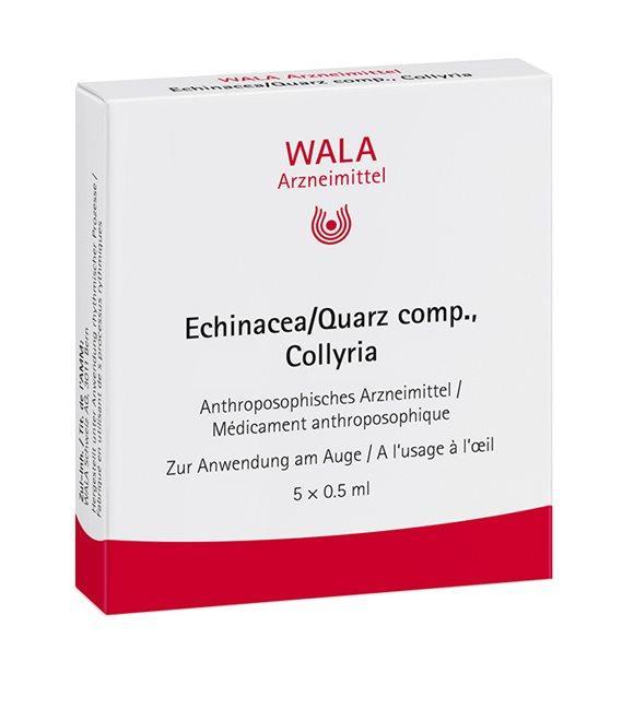 WALA Echinacea/Quarz comp. Gtt Opht 5 x 0.5 ml