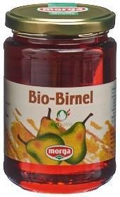 MORGA Birnel Birnensaftkonzentrat Bio Glas 500 g