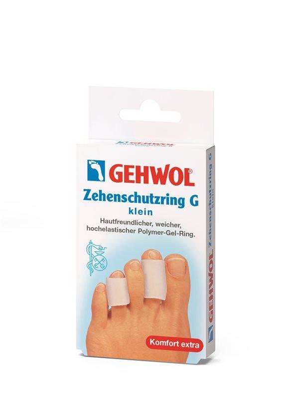 GEHWOL Zehenschutzringe G 25mm klein 2 Stk