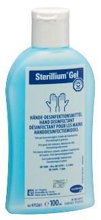 STERILLIUM GEL Händedesinfektion Fl 100 ml