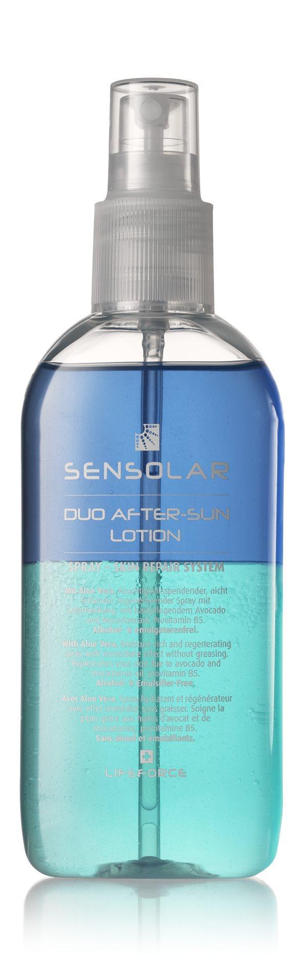 SENSOLAR After Sun Lotion o Emulgator Spray 200 ml