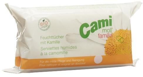CAMI MOLL familia Feuchttücher Softpack 72 Stk