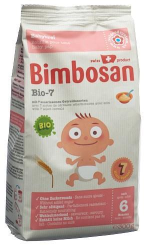 BIMBOSAN Bio-7 refill Btl 300 g