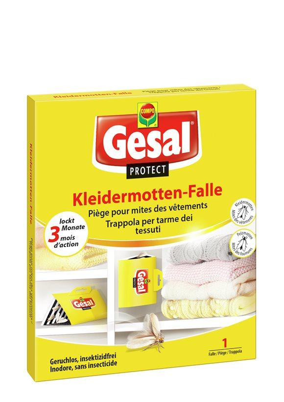 GESAL PROTECT Kleidermotten-Falle