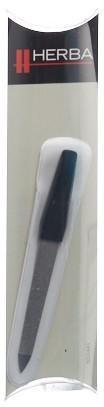 HERBA Saphir Nagelfeile 9cm verchromt