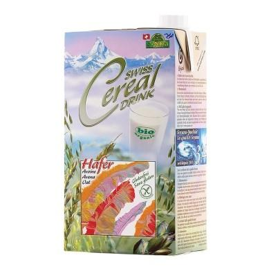 SOYANA SWISS Cereal Hafer Drink Bio Tetra 1 lt