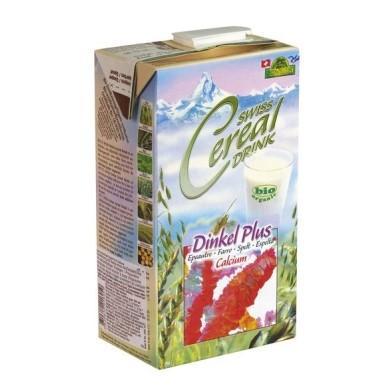 SOYANA SWISS Cereal Dinkel Calcium Drink Bio 1 lt