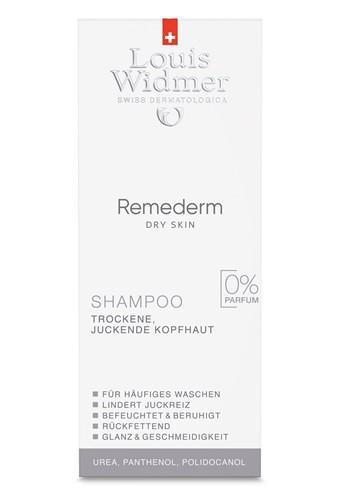 WIDMER REMEDERM Shampoo Unparf 150 ml