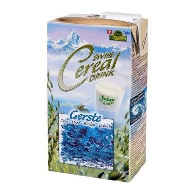 SOYANA SWISS Cereal Gerste Drink Bio Tetra 1 lt