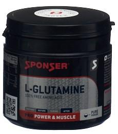 SPONSER L Glutamin 100% Pure Neutral Ds 350 g