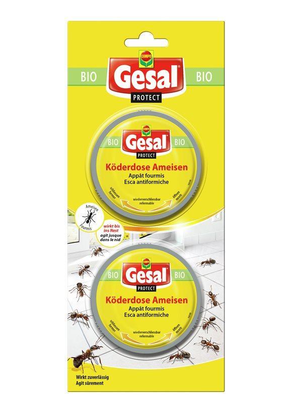 GESAL PROTECT Köderdose Ameisen 2 Stk