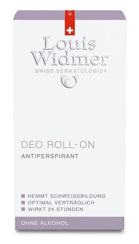 WIDMER Deo Parf Roll-on 50 ml