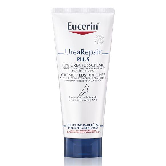 EUCERIN Urea Repair PLUS Fusscr 10 % Urea 100 ml
