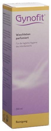 GYNOFIT Waschlotion parfumiert 200 ml