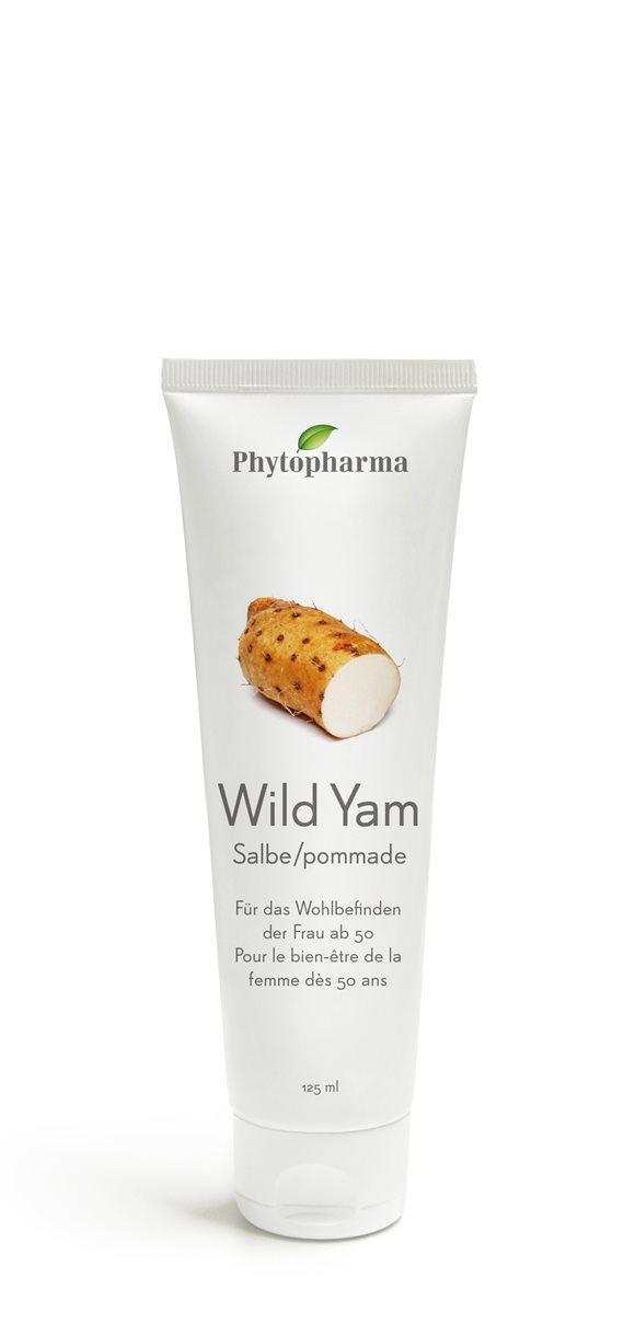 PHYTOPHARMA Wild Yam Salbe Tb 125 ml