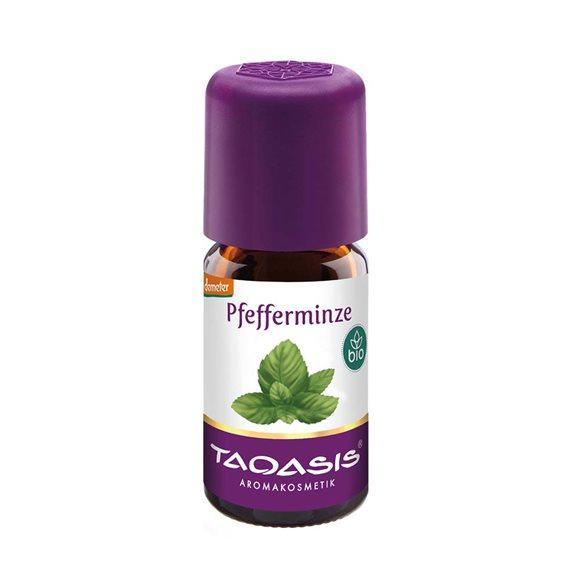 TAOASIS Pfefferminze Äth/Öl Bio/demeter 5 ml