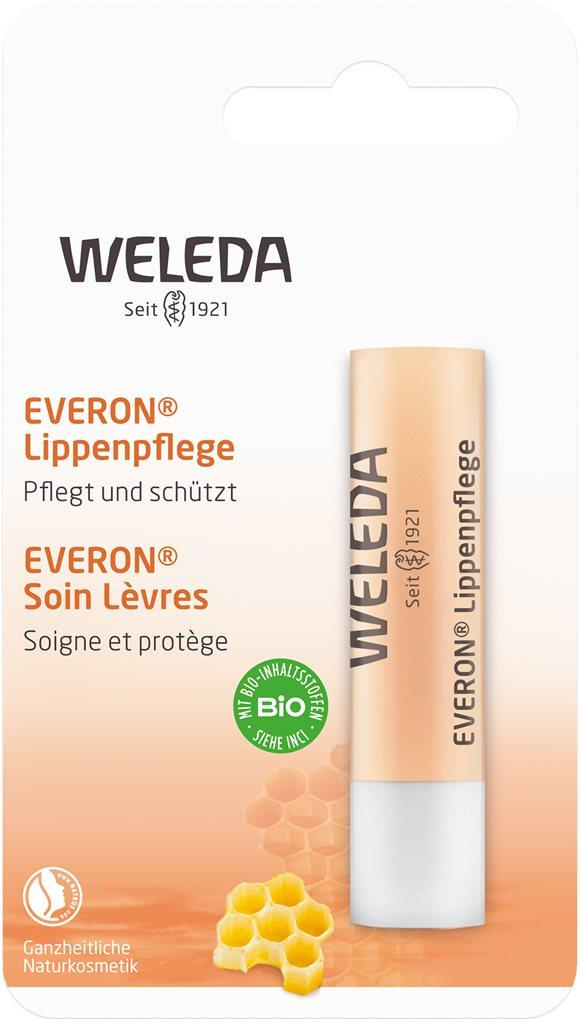 WELEDA EVERON Lippenpflege Stick 4.8 g