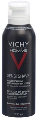 VICHY Homme Rasierschaum Anti Hautirritat 200 ml