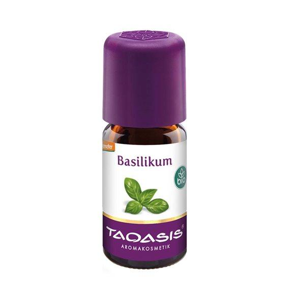 TAOASIS Basilikum Äth/Öl Bio/demeter 5 ml