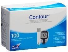 CONTOUR Sensoren 100 Stk